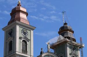 Neueindeckung Ignatiuskirche