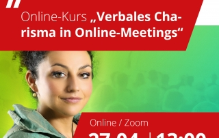 Charisam in Onlinemeetings