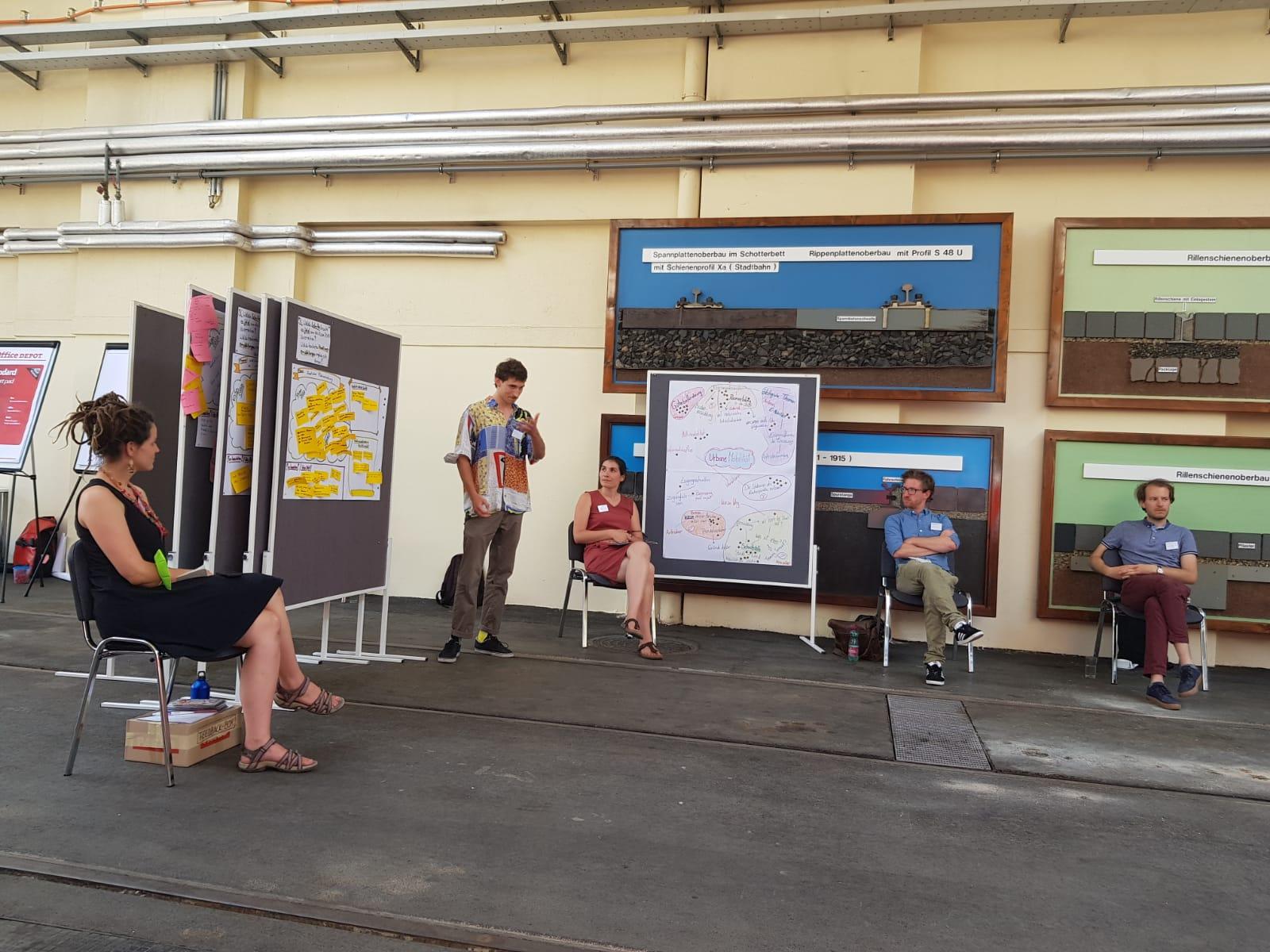 Workshop urbane Mobilität 2