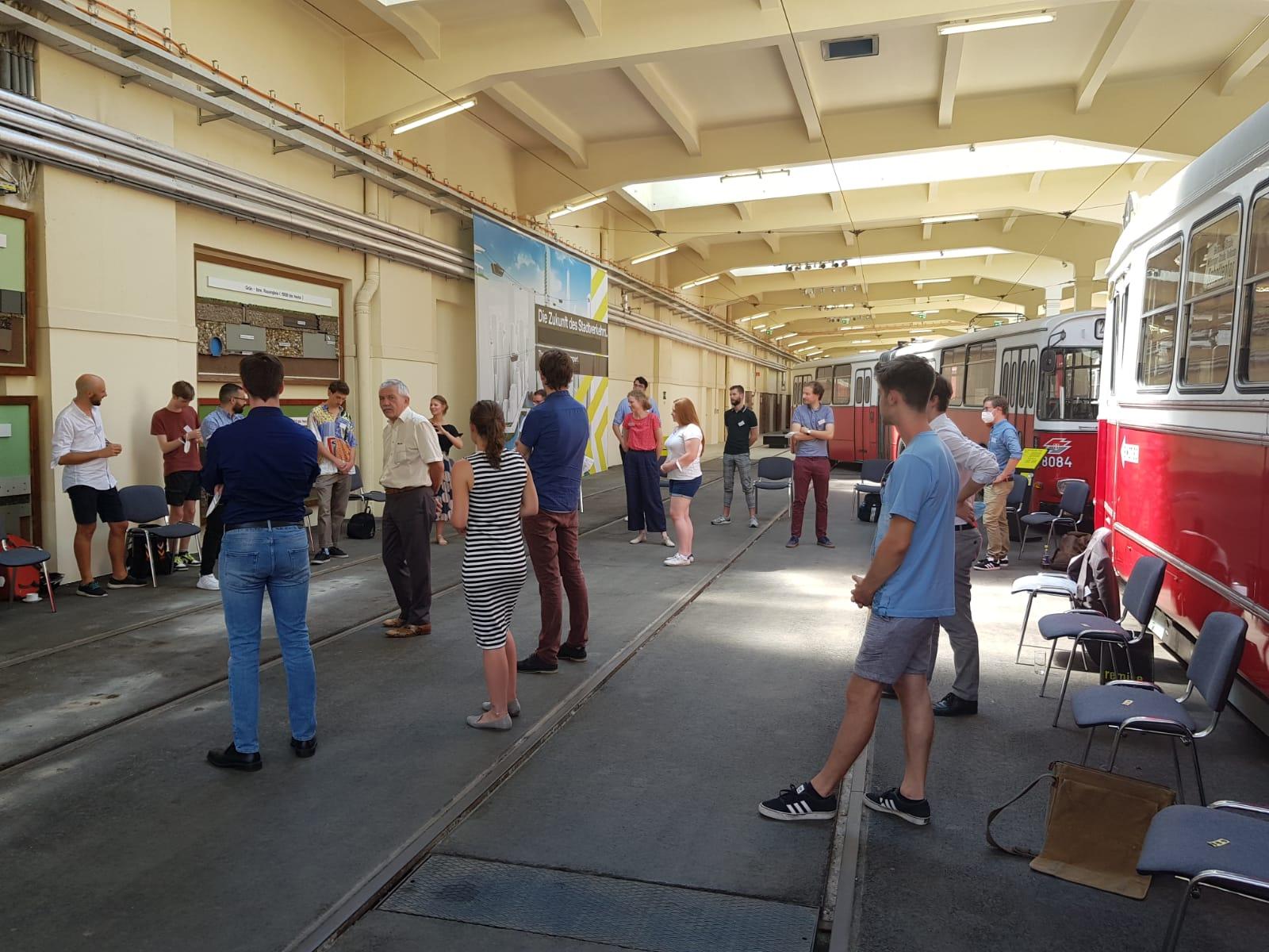 Workshop urbane Mobilität