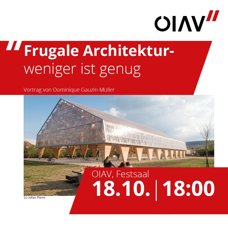 Frugale Architektur